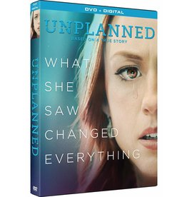 Anchor Productions DVD-Unplanned Movie (2019) (Aug)