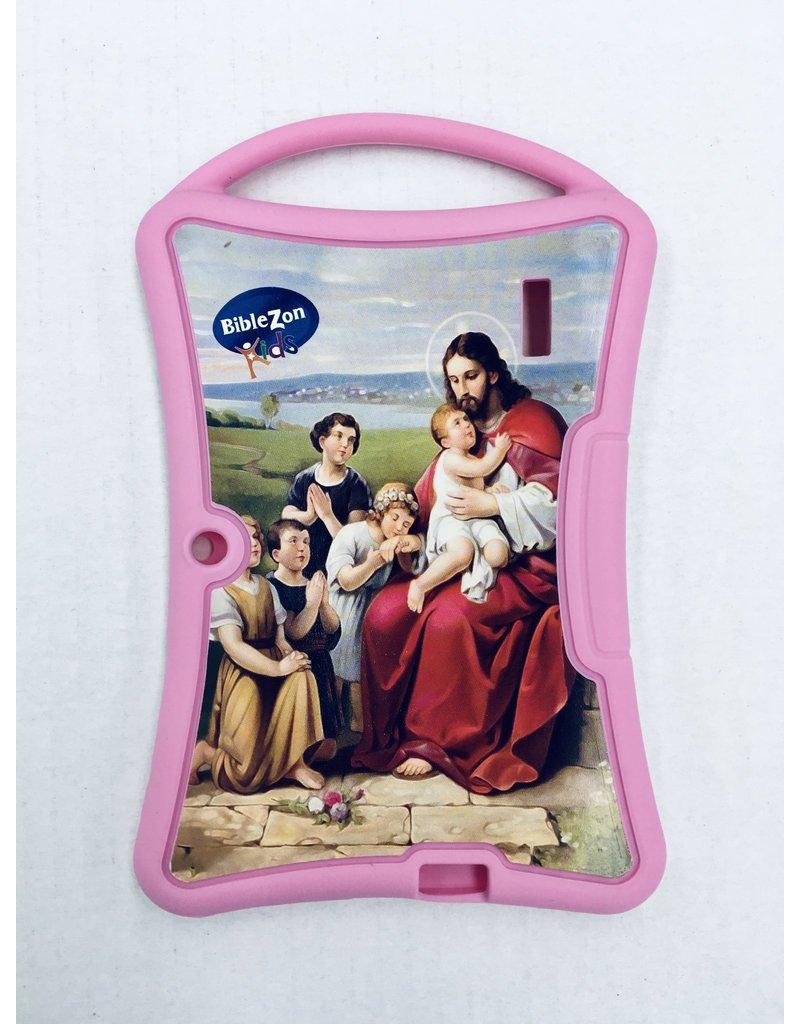 catholic brain Biblezon Catholic Tablet Covers (Kids Edition)