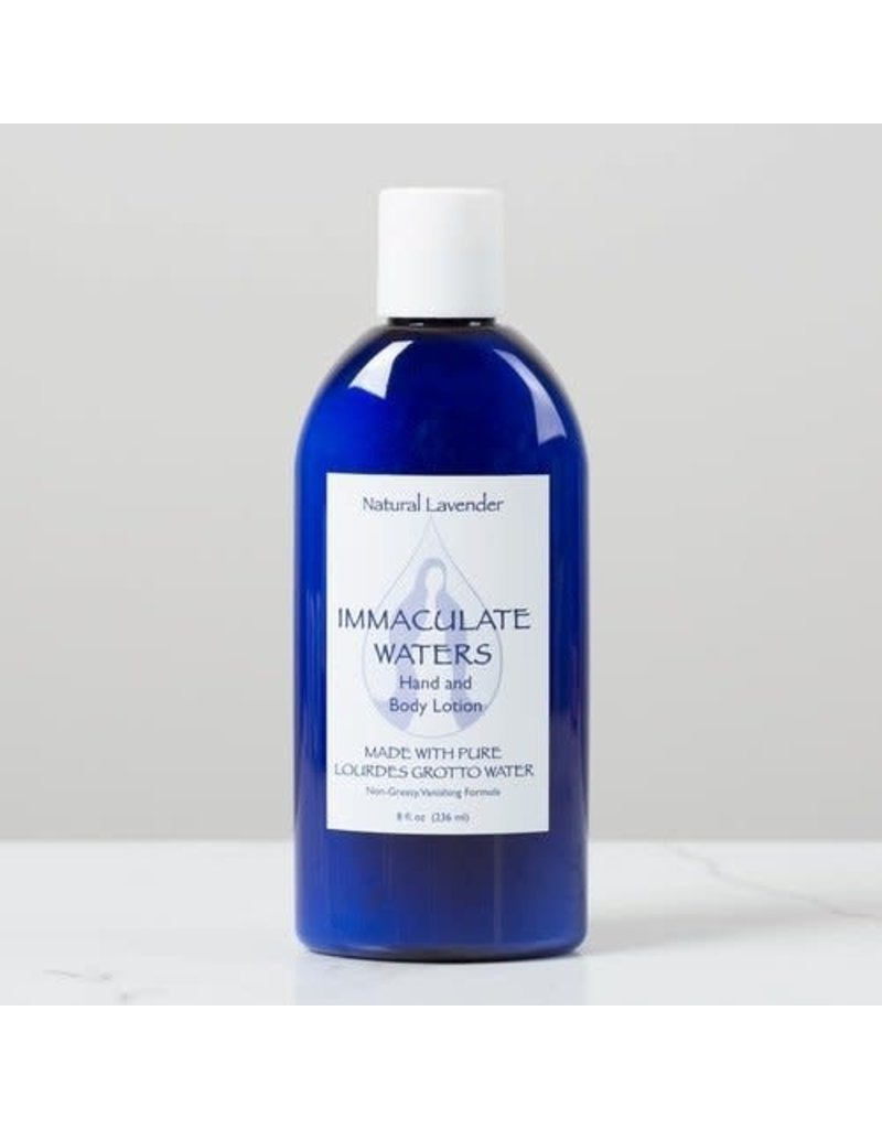 Immaculate Waters Immaculate Waters Lotion