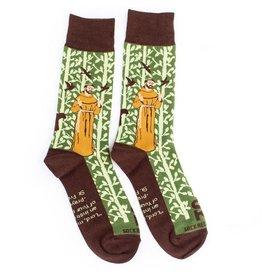 Sock Religious Sock Religious St. Francis of Assisi Socks