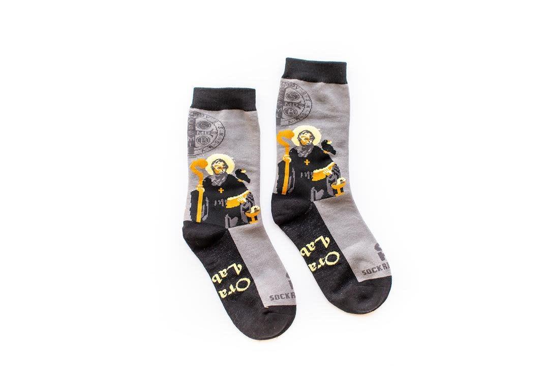 Sock Religious St. Benedict Kids Socks