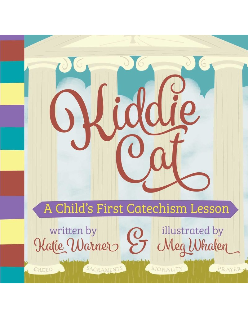 Tan Books Kiddie Cat: A Child's First Catechism Lesson