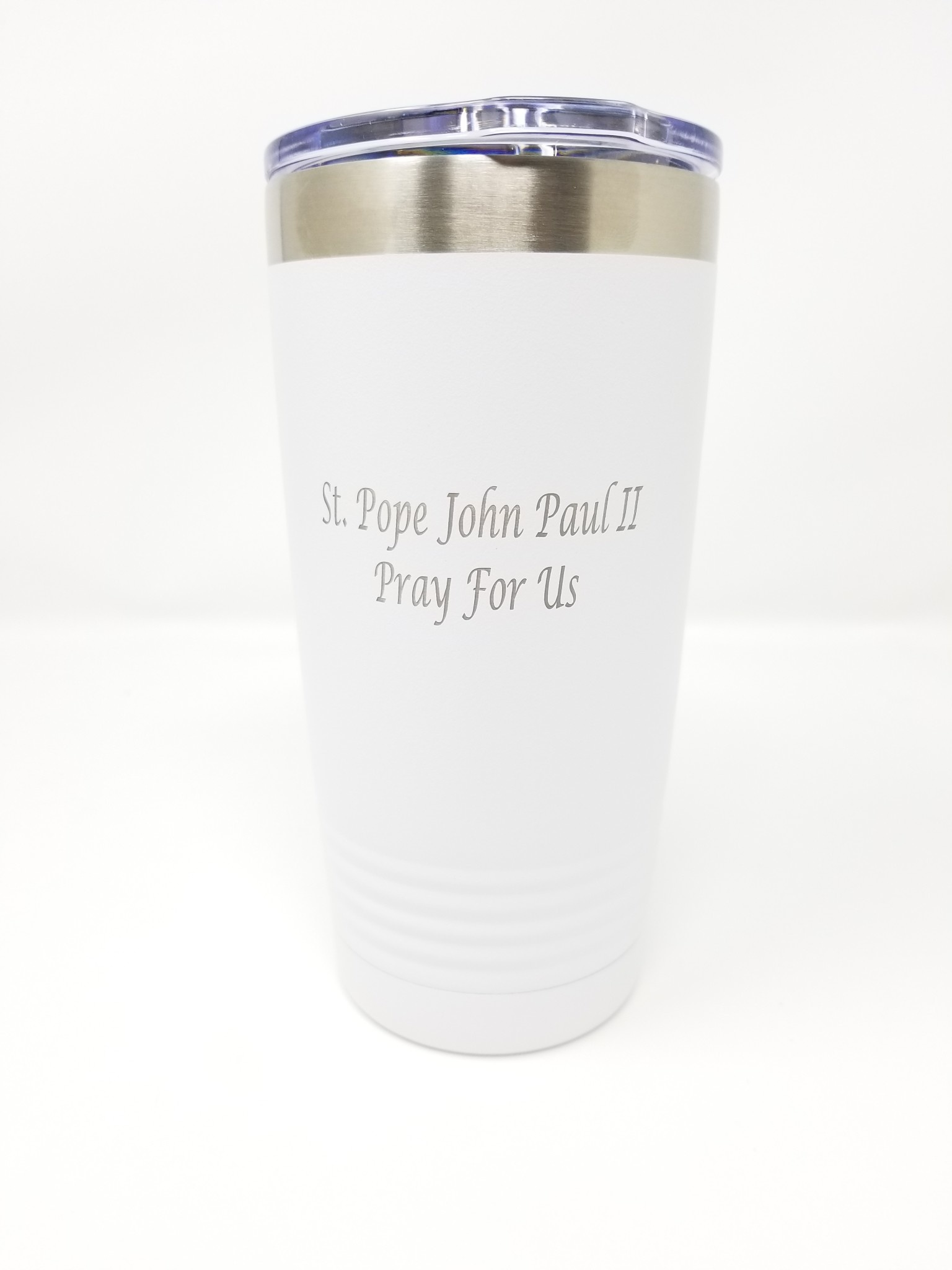 Joseph's Workshop St. John Paul II Tumbler