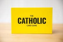The Catholic Card Game The Catholic Card Game Base Deck