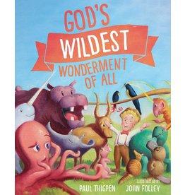Tan Books God's Wildest Wonderment of All