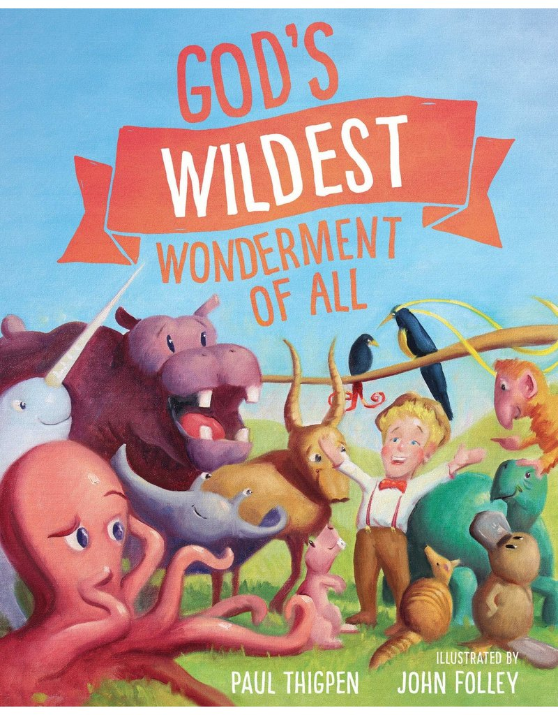 Tan Books God's Wildest Wonderment of All