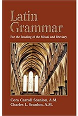 Tan Books Latin Grammar: Preparation for the Reading of the Missal and Breviary