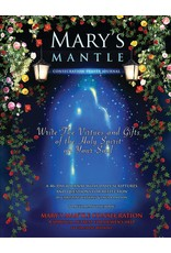 Queen of Peace Media Mary's Mantle: Consecration Prayer Journal