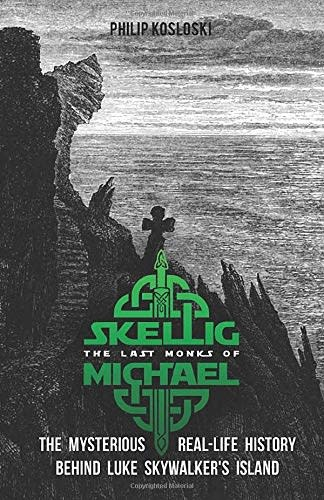 Voyage Comics The Last Monks of Skellig Michael: The Mysterious Real-Life History Behind Luke Skywalker's Island