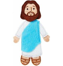 Hallmark With You Always Felt Flat Jesus Take-Along Companion