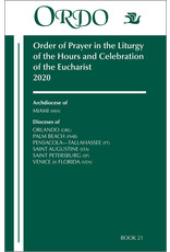Paulist Press 2020 Ordo Book 21: Order of Prayer in the Liturgy Of The Hours And Celebration Of The Eucharist for the Ecclesiastical Province of Miami