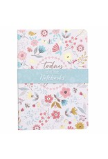 Christian Art Gifts Today I Will Choose Joy Notebooks (Set of 3)