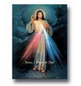 "WJ Hirten Divine Mercy Poster (19""x27"")"