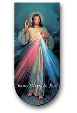 WJ Hirten Magnetic Bookmark Divine Mercy