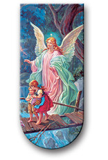 WJ Hirten Magnetic Bookmark Guardian Angel