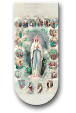 WJ Hirten Magnetic Bookmark Mysteries of The Rosary