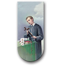 WJ Hirten Magnetic Bookmark St. Gerard
