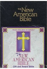 catholic books Gift and Award Bible-NABRE New American Edition (Black)