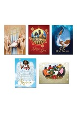 African American Expressions African American Expressions - Holiday/Christmas Boxed Cards Assortment