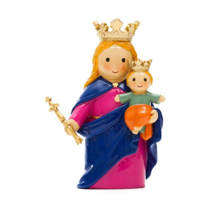 Little Drops of Water Little Drops of Water: Mary Help of Christians