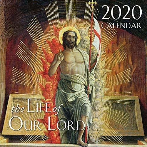 Tan Books 2020 The Life of Our Lord Calander
