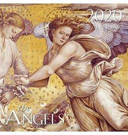 Tan Books 2020 Angels Wall Calendar