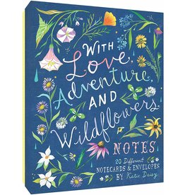 Spring Arbor With Love Adventure and Wildflowers Notes