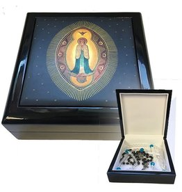 The Printery House Immaculate Conception Rosary Box