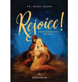 Ascension Press Rejoice! Advent Meditations with Mary, Journal
