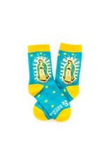 Sock Religious Our Lady of Guadalupe Kids Socks