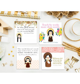 Meyer Market Designs Saint Stickers Set #2 (Set of 12)