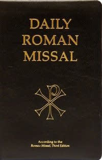 Scepter Publishers Roman Missal -  Black Leather