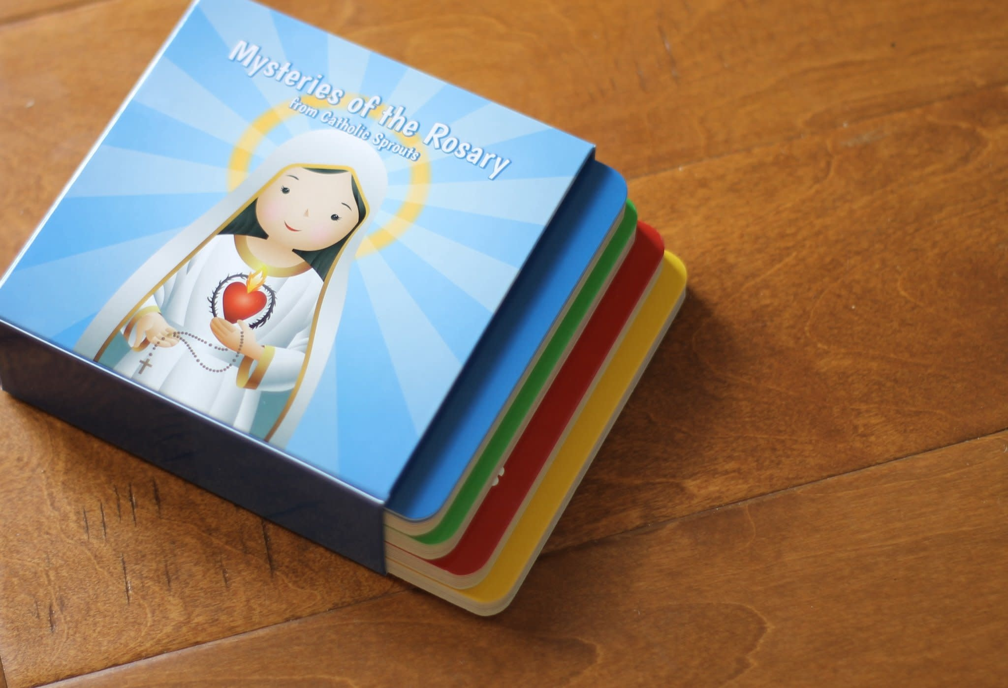 New Day Exclusive Book Set: Mysteries of the Rosary