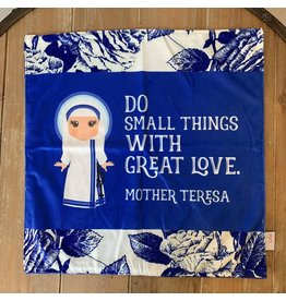 New Day Exclusive Lovey Blanket: Mother Theresa