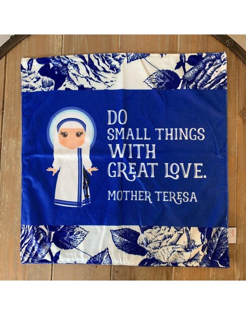 Meyer Market Designs Lovey Blanket: Mother Teresa