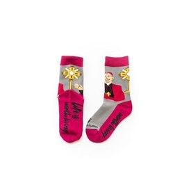 Sock Religious Archbishop Fulton Sheen Kids Socks