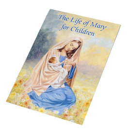 Catholic Book Publishing Corp The Life of Mary for Children