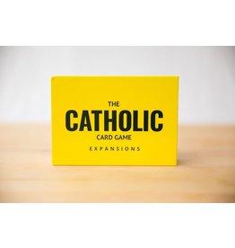 The Catholic Card Game The Catholic Card Game Five Deck Expansion Pack