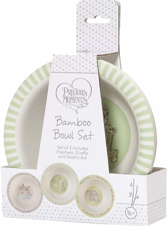 Anchor Productions Bamboo Bowl Set