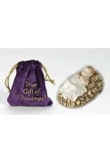 Roman, Inc Baby Jesus With Bag