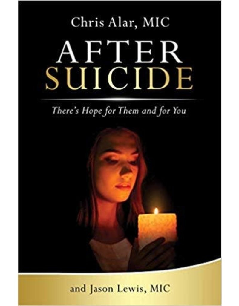 Marian Press After Suicide: There's Hope for Them and for You