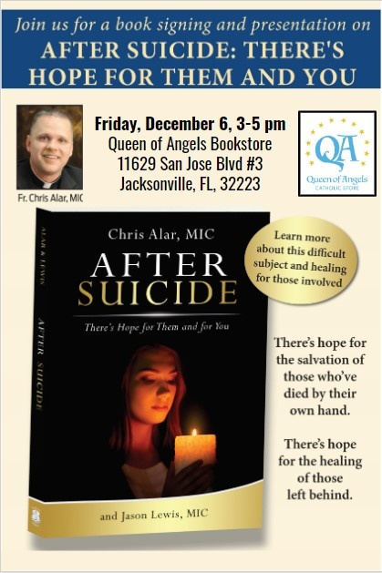Book Signing And Presentation - After Suicide: There's Hope For Them And You