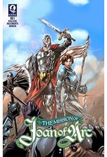 Voyage Comics The Mission of Joan of Arc #1