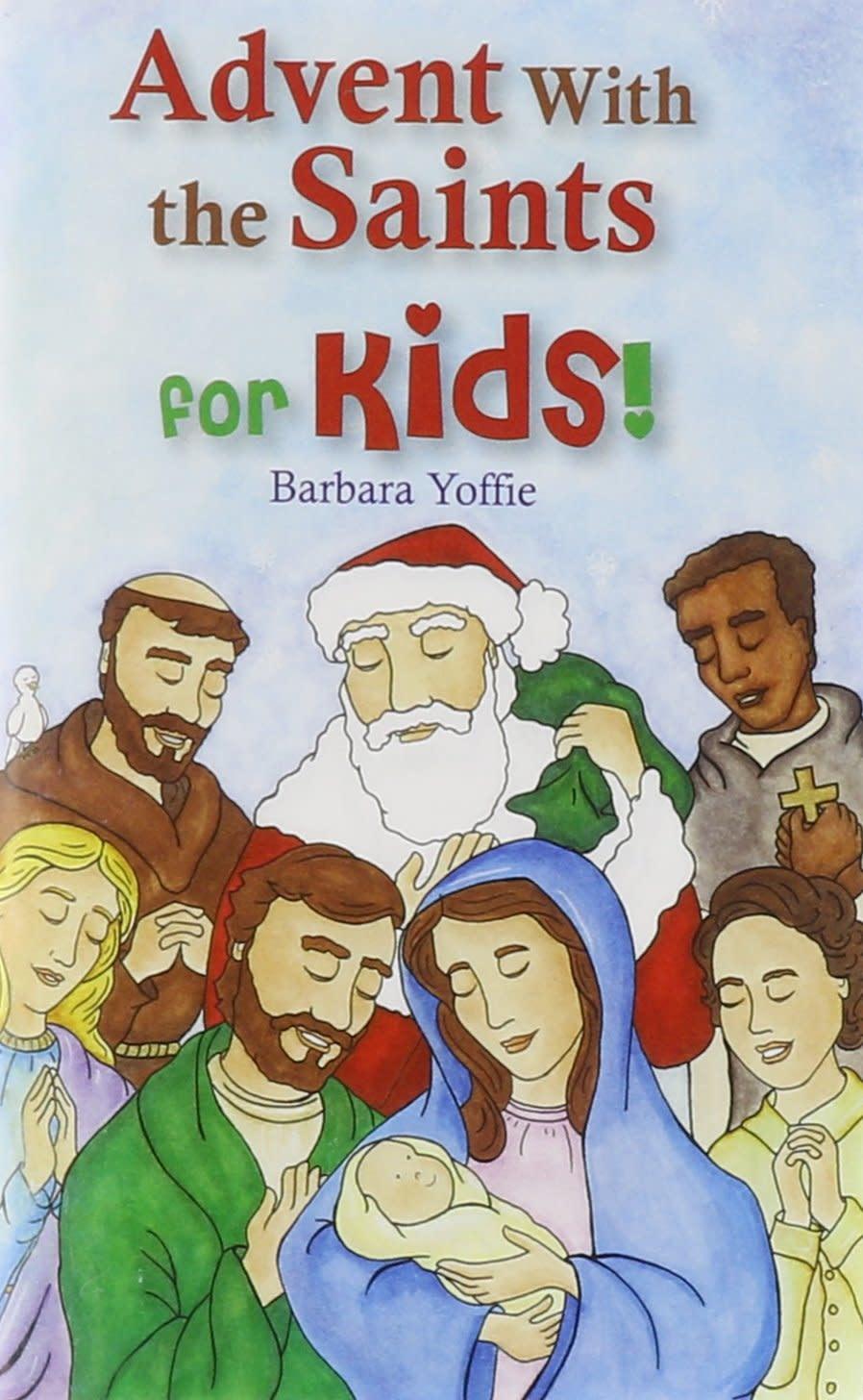 Ligouri Publications Advent with the Saints for Kids!