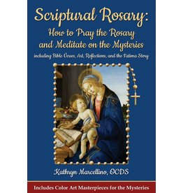 Abundant Life Publishing Scriptural Rosary: How to Pray the Rosary and Meditate on the Mysteries