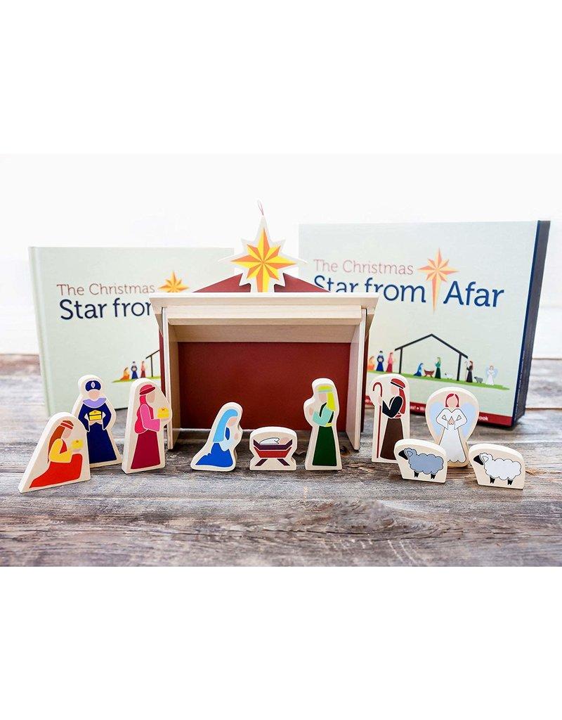 Star from Afar The Christmas Star from Afar Advent Calendar