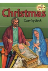 Catholic Book Publishing Corp Christmas Coloring Book
