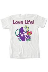 Nelson Fine Art Love Life T-Shirt Large