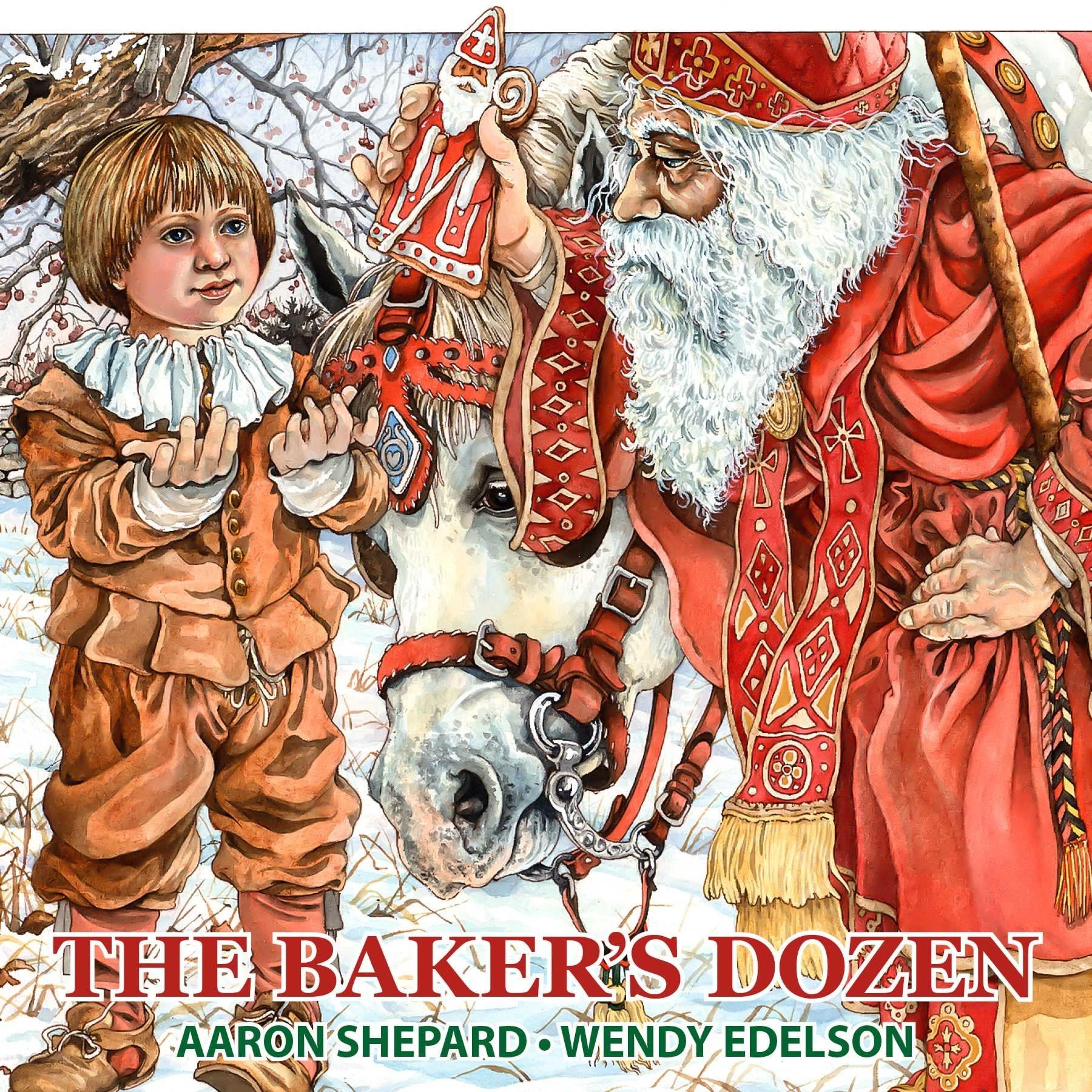 Skyhook Press The Baker's Dozen
