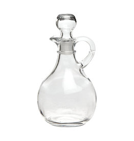Sudbury 10oz Glass Cruet with Glass Stopper